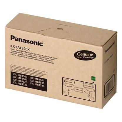 PANASONIC KX-MB 1500 SER. TONER CRTR BLK (1.5k) (KX-FAT390X)