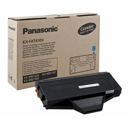 PANASONIC KX-MB 1500 SER. TONER CRTR (2k) (KX-FAT410X)
