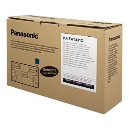 PANASONIC KX-MB 2515/2545/2575 SER. TONER CRTR (6k) (KX-FAT431X)