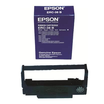 EPSON ERC-38 BLACK (C43S015374)