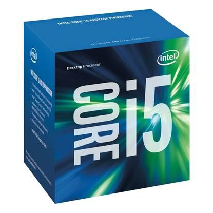 Επεξεργαστής INTEL 1151 i5-7400 3.00 Ghz 6MB Kaby Lake