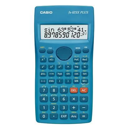 Αριθμομηχανή 10+2  Ψηφίων Casio FX-82S Plus (FX-82SX)