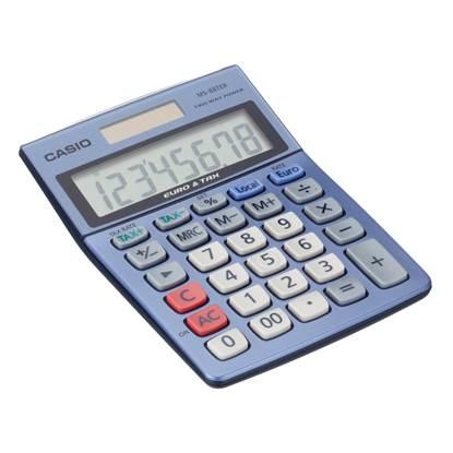 Αριθμομηχανή 8 Ψηφίων Casio (MS-88TER)