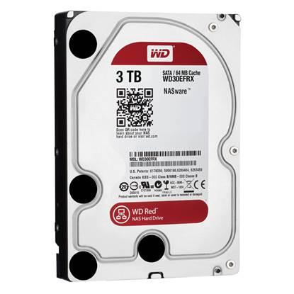 "Western Digital Εσωτερικός Σκληρός Δίσκος 3 TB (Red 3.5"") (WD30EFRX)"