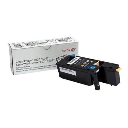 XEROX PHASER 6020/6022, WC 6025/6027 CYAN TONER (1k) (106R02756)