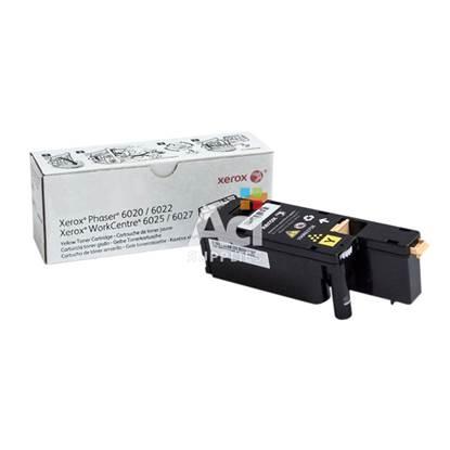 XEROX PHASER 6020/6022, WC 6025/6027 YELLOW TONER (1k) (106R02758)
