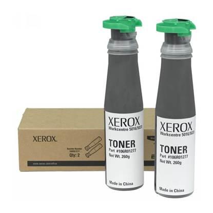 XEROX WC 5020/5016 TONER (2) (12.6k) (106R01277)