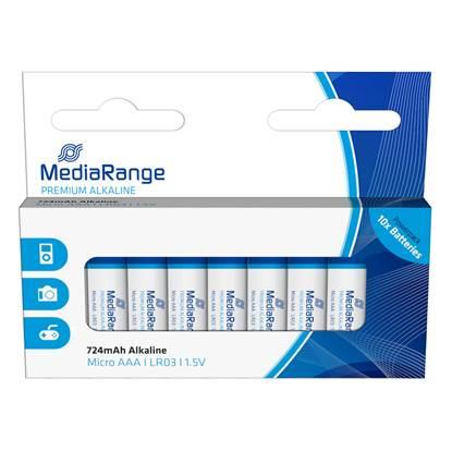 Αλκαλική Μπαταρία MediaRange Premium AAA 1.5V (LR3) (10 Pack)