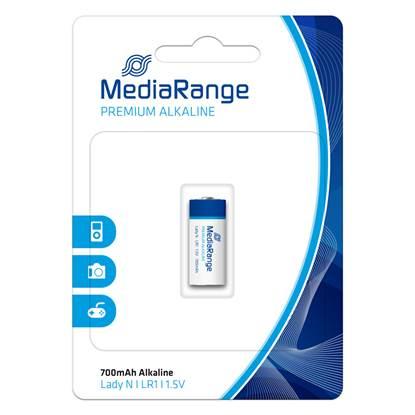 Αλκαλική Μπαταρία MediaRange Premium N 1.5V (LR1)