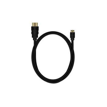 Καλώδιο MediaRange HDMI/Mini HDMI High Speed connection with Ethernet 1.5M Black