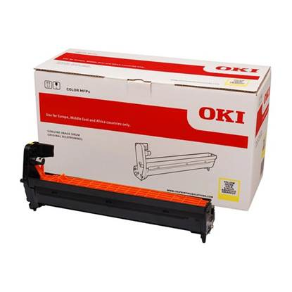 OKI C532/MC573/C542DN/MC563DN DRUM YELLOW (46484105) 30k