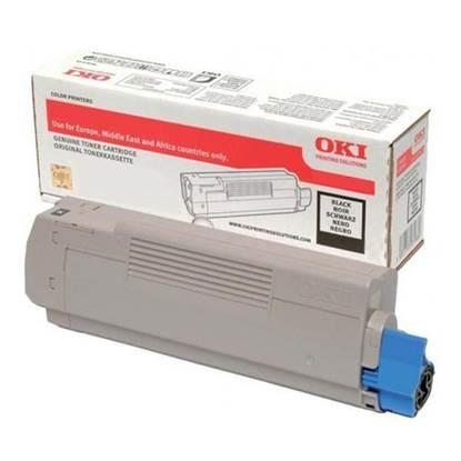 OKI C532/MC573/C542DN/MC563DN TNR BLACK HC (46490608) 7k