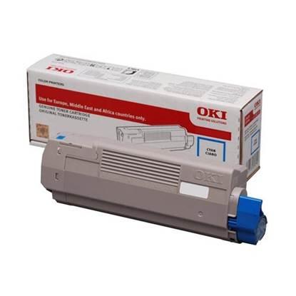 OKI C532/MC573/C542DN/MC563DN TNR CYAN HC (46490607) 6k