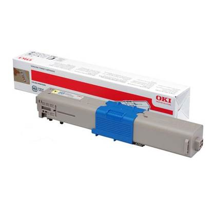 OKI C332/MC363 TNR YELLOW HC (46508709) 3k