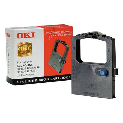OKI ML 380/390/3390 BLK (09002309)