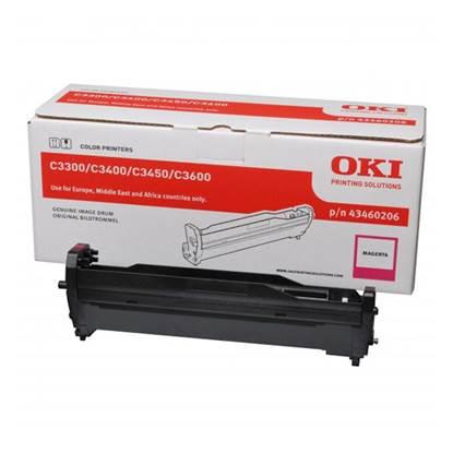 OKI C3300 MAGENTA DRUM (43460206)