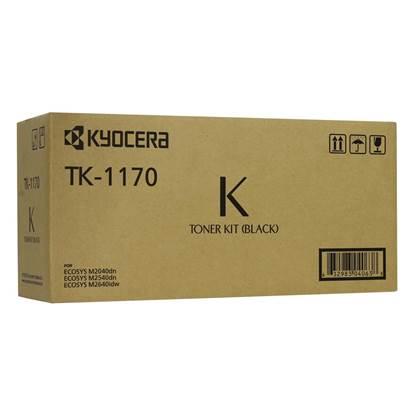 KYOCERA TK-1170 TNR CRTR BLK (7.2k) (TK-1170)