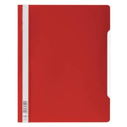 Ντοσιέ με Έλασμα PVC DURABLE 2570 (Κόκκινο)