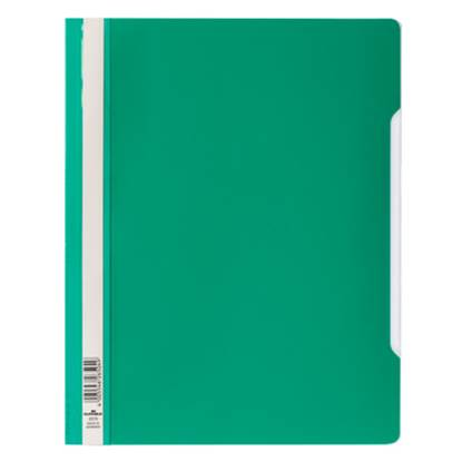 Ντοσιέ με Έλασμα PVC DURABLE 2570 (Πράσινο)