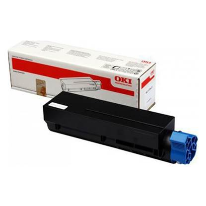 OKI B412/B432/MB472/MB492 TONER BLACK 3k (45807102)