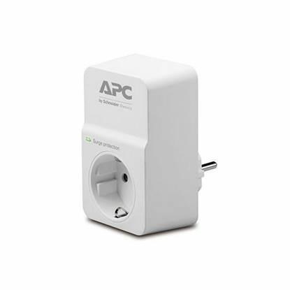 APC Πολύπριζο Ασφαλείας 1 Θέσης (PM1W-GR)