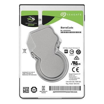 Εσωτερικός Σκληρός Δίσκος SEAGATE 2.5'' 500GB Sata II 5400rmp Barracuda (ST500LM030)