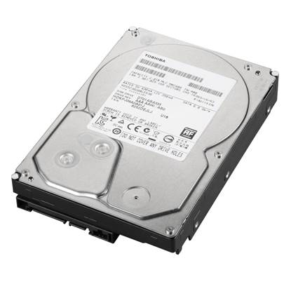 Toshiba 1TB Internal HDD SATA 6Gb/s 7200RPM 3.5'' (DT01ACA100)