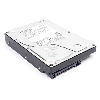 Toshiba 2TB Internal HDD SATA 6Gb/s 7200RPM 3.5'' (DT01ACA200)