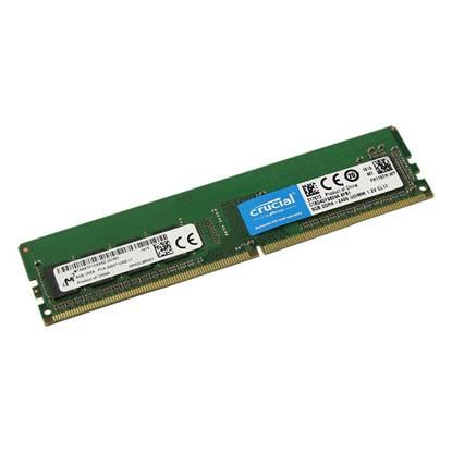 Crucial Μνήμη RAM DDR4 2400MHz 8GB C17 (CT8G4DFS824A)