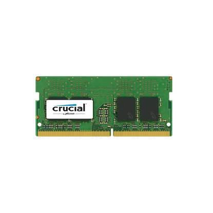 Crucial Μνήμη SODIMM RAM DDR4 2400MHz 8GB C17 (CT8G4SFS824A)
