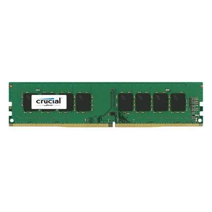 Crucial Μνήμη RAM DDR4 2400MHz 16GB C17 (CT16G4DFD824A)