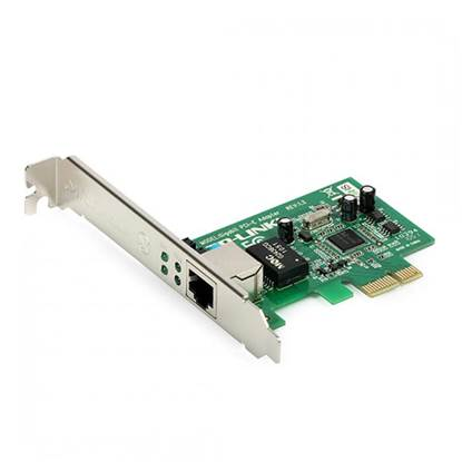 TP-LINK Ethernet Card V2 PCI Express 3 10/100/1000 Mbps (TG-3468)