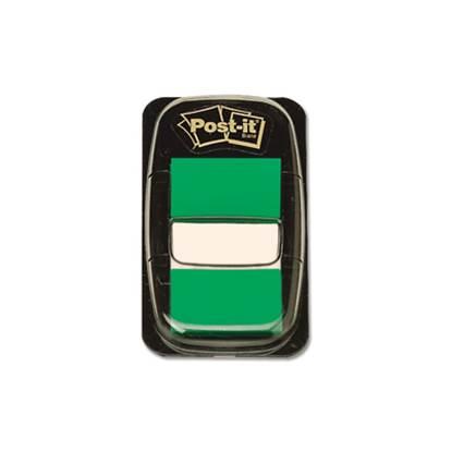 Σελιδοδείκτες 3M Post-It 25 χ 44 mm (Πράσινο) (12) (6803GR)