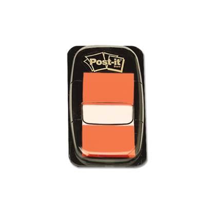 Σελιδοδείκτες 3M Post-It 25 χ 44 mm (Πορτοκαλί) (12) (6804OR)