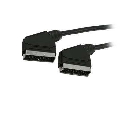 Καλώδιο MediaRange SCART/SCART 3.0M Black