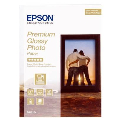 Φωτογραφικό Χαρτί EPSON 13 x 18 cm Glossy 225g/m² 30 Φύλλα (C13S042154)