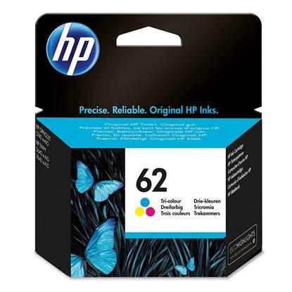 HP Μελάνι Inkjet No.62 Tri-Colour (C2P06AE)