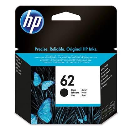 HP Μελάνι Inkjet No.62 Black (C2P04AE)