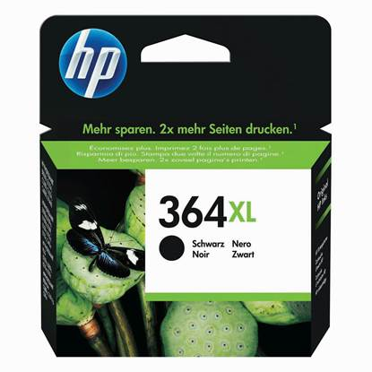 HP Μελάνι Inkjet No.364XL Black (CN684EE)