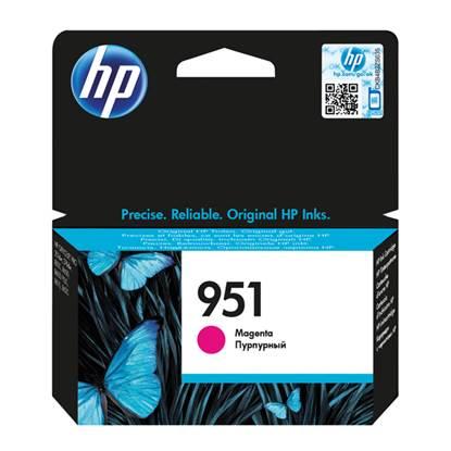 HP Μελάνι Inkjet 951 Magenta (CN051AE)