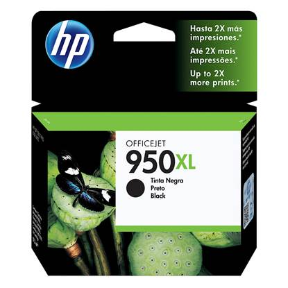 HP Μελάνι Inkjet No.950XL Black (CN045AE)