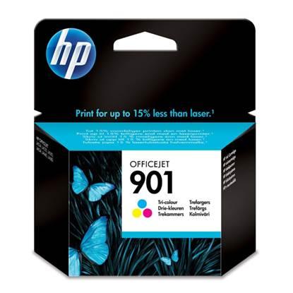 HP Μελάνι Inkjet Nο.901 Colour (CC656AE)