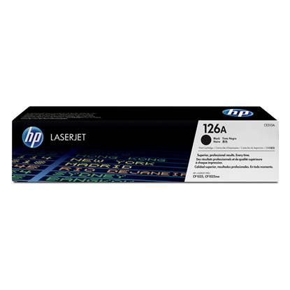 HP 126A LaserJet CP1025 Black Toner (CE310A)