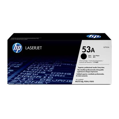 HP LaserJet P2015 Black Toner (Q7553A)