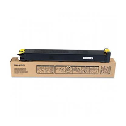 SHARP MX 2010U/2310U/3111U YELLOW TONER (MX-23GTYA)