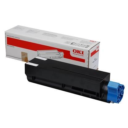 OKI B412/B432/MB472/MB492 TONER BLACK HC 7k (45807106)