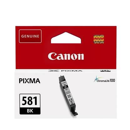 Canon Μελάνι Inkjet CLI-581BK Black (2106C001)