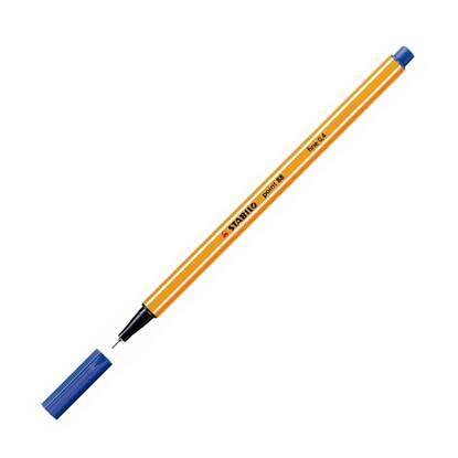 Μαρκαδόρος Σχεδίου STABILO Point 88 No.41 0.4 mm (Μπλε) (88/41)
