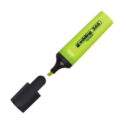 Μαρκαδόρος Υπογράμμισης EDDING 345 2 - 5 mm (Κίτρινο) (3940005)