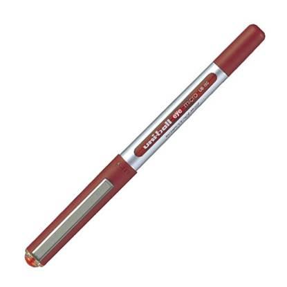 Στυλό Roller Υγρής Μελάνης UNI UB-150 0,5mm (Κόκκινο)